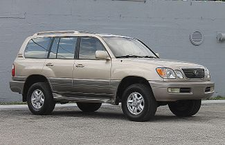 2000 Lexus LX 470 Hollywood, Florida 13
