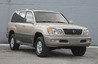 2000 Lexus LX 470 Hollywood, Florida 12