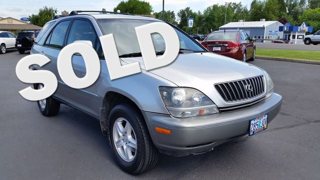 2000 Lexus RX 300 4WD | Ashland, OR | Ashland Motor Company in Ashland OR