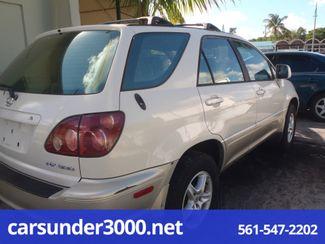 2000 Lexus RX 300 Lake Worth , Florida 2