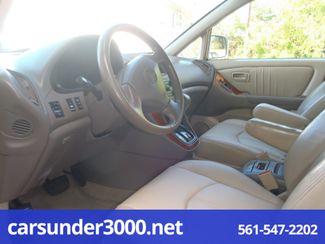 2000 Lexus RX 300 Lake Worth , Florida 3