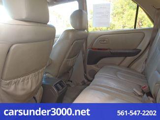 2000 Lexus RX 300 Lake Worth , Florida 5
