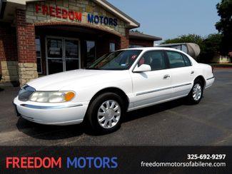 2000 Lincoln Continental in Abilene,Tx, Texas 79605