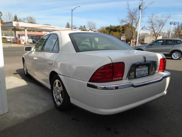 2000 Lincoln LS Chico, CA 2