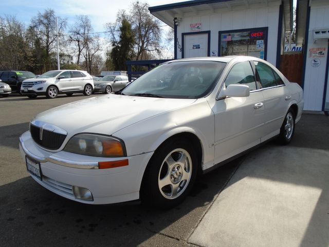 2000 Lincoln LS Chico, CA 3