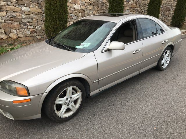 2000 Lincoln LS Knoxville, Tennessee 35