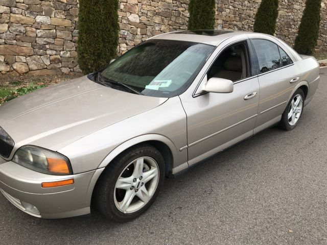 2000 Lincoln LS Knoxville, Tennessee 36