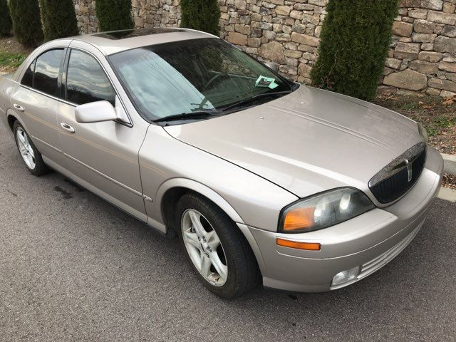 2000 Lincoln LS Knoxville, Tennessee 28