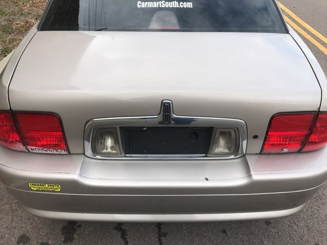 2000 Lincoln LS Knoxville, Tennessee 33