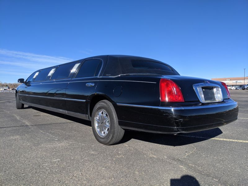 2000 Lincoln Town Car Signature Limousine   Fultons Used Cars Inc  in , Colorado