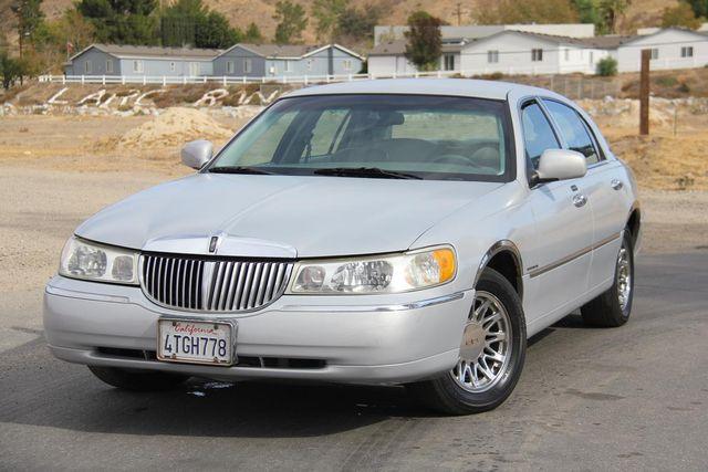 2000 Lincoln Town Car Cartier Santa Clarita, CA 4