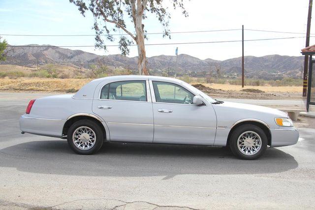 2000 Lincoln Town Car Cartier Santa Clarita, CA 12