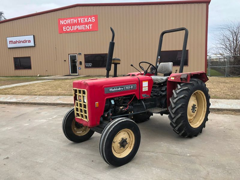 2000 Mahindra E350-DI   city TX  North Texas Equipment  in Fort Worth, TX