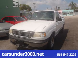 2000 Mazda B3000 SE Lake Worth , Florida