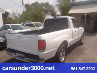 2000 Mazda B3000 SE Lake Worth , Florida 2