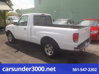 2000 Mazda B3000 SE Lake Worth , Florida 3