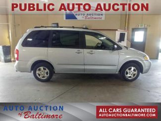 2000 Mazda MPV  | JOPPA, MD | Auto Auction of Baltimore  in Joppa MD