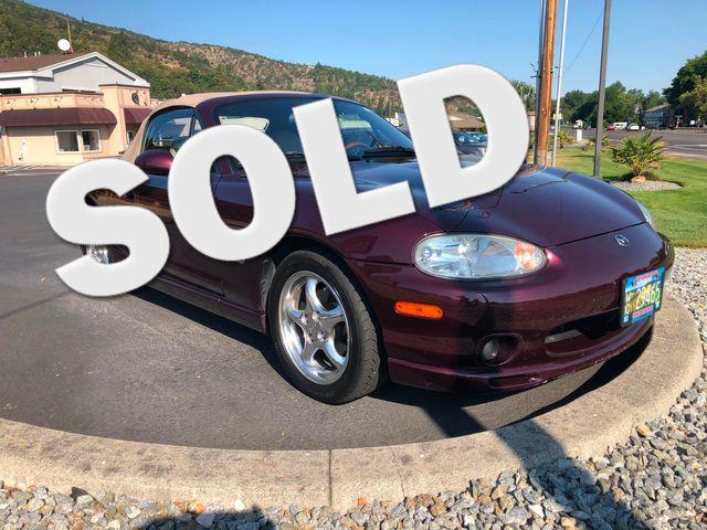 2000 Mazda MX-5 Miata SE Special Edition   Ashland, OR   Ashland Motor Company in Ashland OR