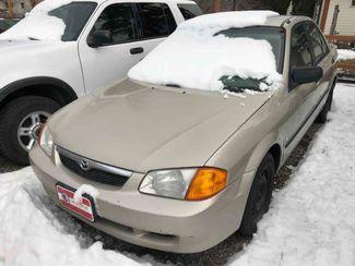 2000 Mazda Protege LX Sedan 4D  city Montana  Montana Motor Mall  in , Montana