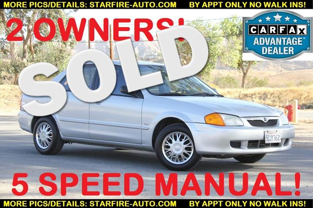 2000 Mazda Protege LX Santa Clarita, CA