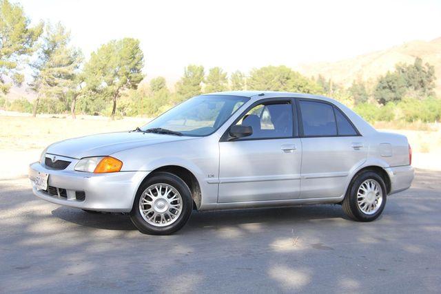 2000 Mazda Protege LX Santa Clarita, CA 1