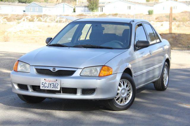 2000 Mazda Protege LX Santa Clarita, CA 4
