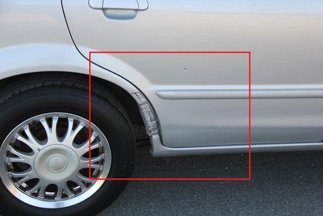 2000 Mazda Protege LX Santa Clarita, CA 18