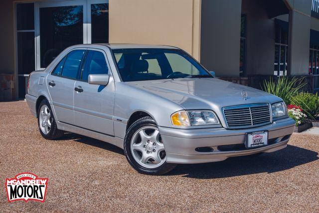 2000 Mercedes-Benz C230 Kompressor