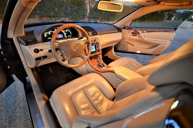 2000 Mercedes-Benz CL500 in Reseda, CA, CA 91335