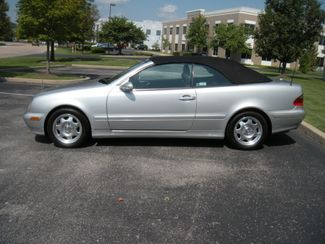 2000 Mercedes-Benz CLK320 Chesterfield, Missouri 7