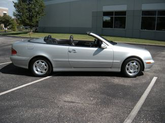 2000 Mercedes-Benz CLK320 Chesterfield, Missouri 17