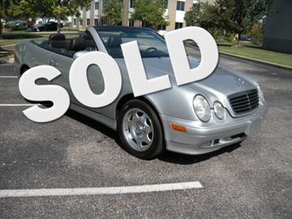 2000 Mercedes-Benz CLK320 Chesterfield, Missouri