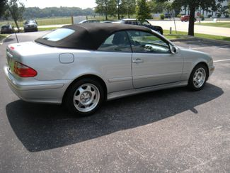 2000 Mercedes-Benz CLK320 Chesterfield, Missouri 11