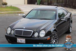 2000 Mercedes-Benz CLK320 DESIGNO PKG NEW TIRES SERVICE RECORDS in Woodland Hills, CA 91367