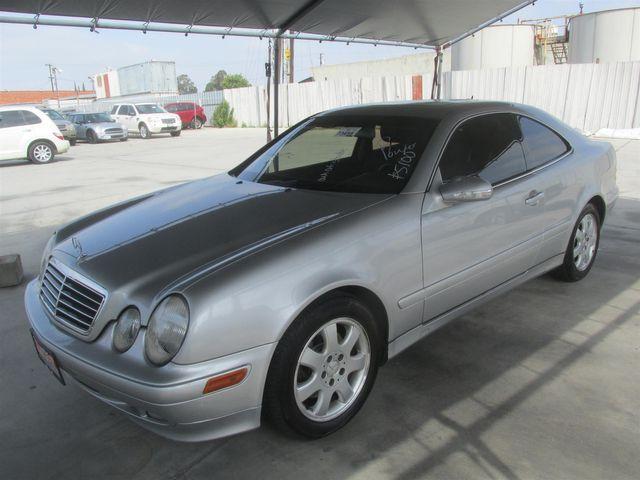 2000 Mercedes-Benz CLK320 Gardena, California
