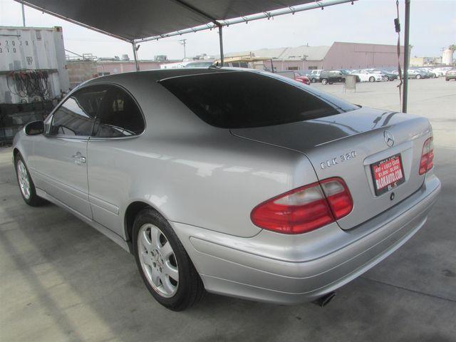 2000 Mercedes-Benz CLK320 Gardena, California 1