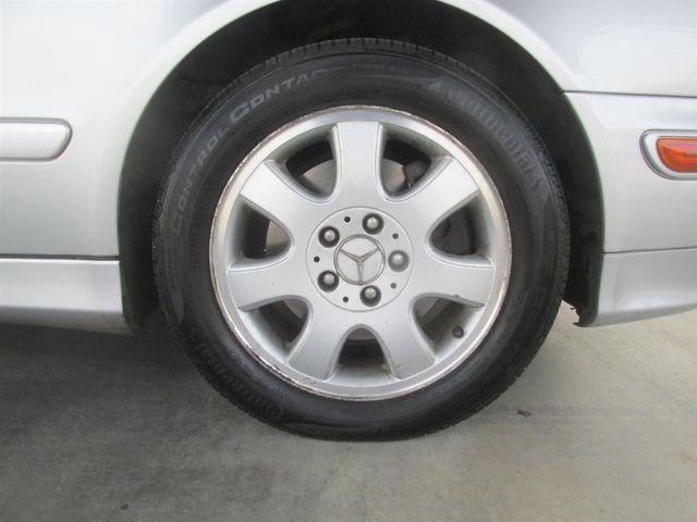 2000 Mercedes-Benz CLK320 Gardena, California 14