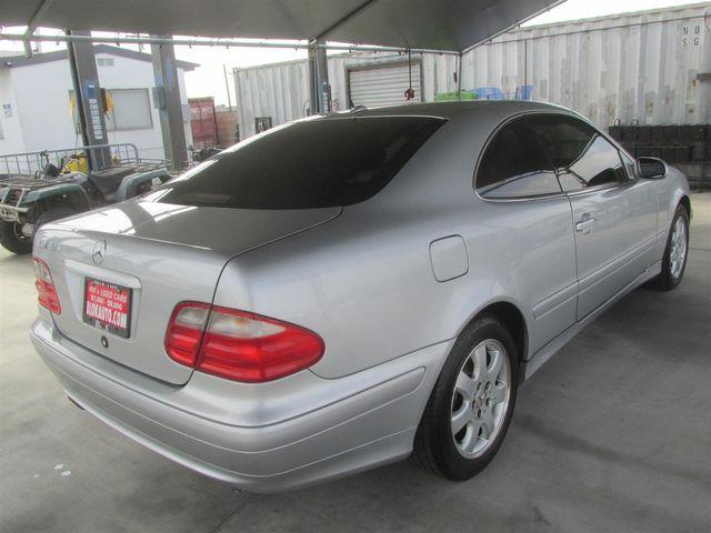 2000 Mercedes-Benz CLK320 Gardena, California 2