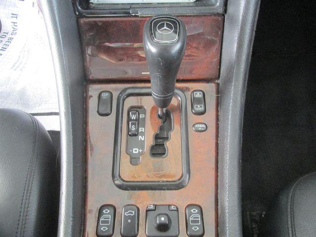 2000 Mercedes-Benz CLK320 Gardena, California 7