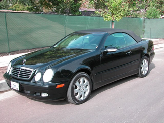 2000 Mercedes-Benz CLK320 Convertible One Owner Super Clean  city California  Auto Fitness Class Benz  in , California
