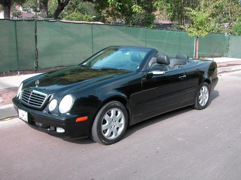 2000 Mercedes-Benz CLK320 Convertible One Owner, Super Clean! in , California