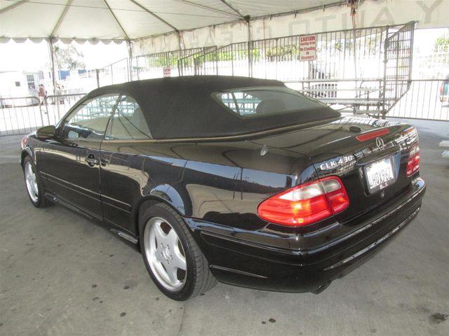 2000 Mercedes-Benz CLK430 Gardena, California 1