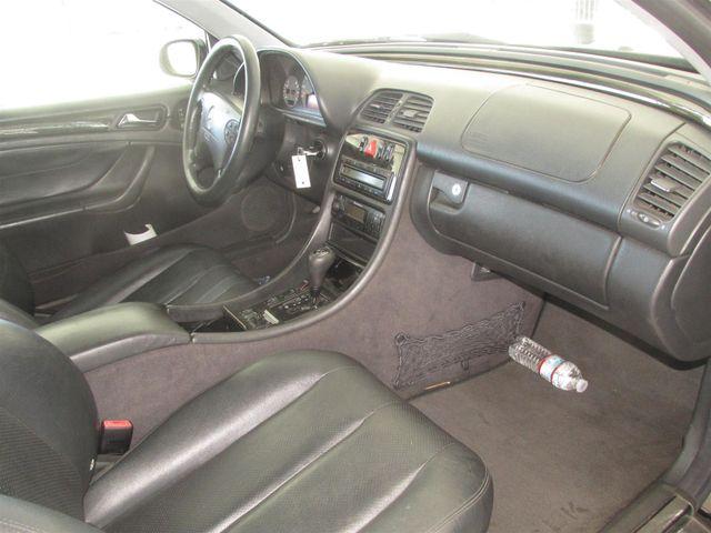 2000 Mercedes-Benz CLK430 Gardena, California 8