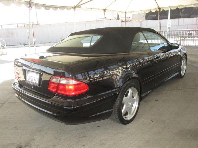 2000 Mercedes-Benz CLK430 Gardena, California 2