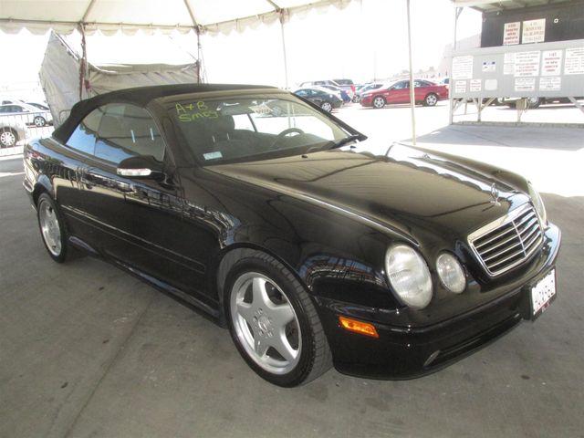 2000 Mercedes-Benz CLK430 Gardena, California 3