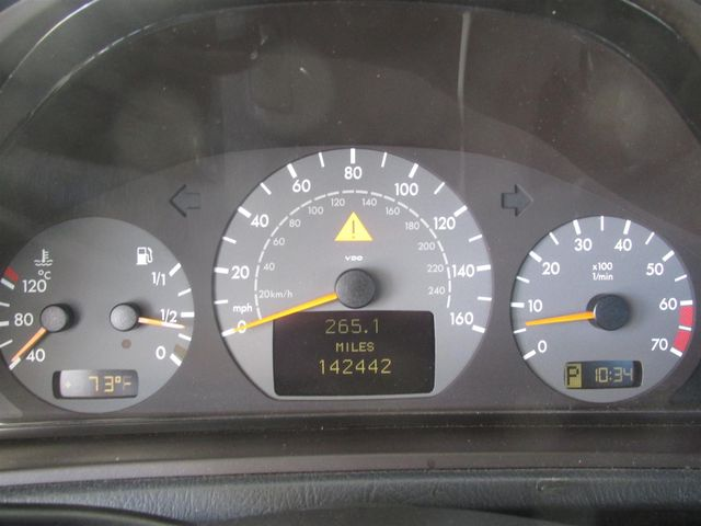 2000 Mercedes-Benz CLK430 Gardena, California 5