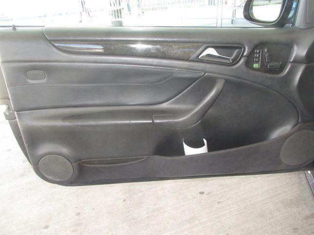 2000 Mercedes-Benz CLK430 Gardena, California 9