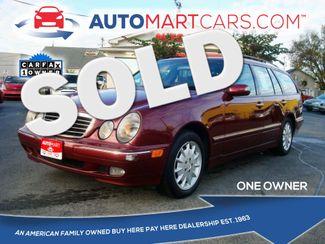 2000 Mercedes-Benz E320 AWD   Nashville, Tennessee   Auto Mart Used Cars Inc. in Nashville Tennessee