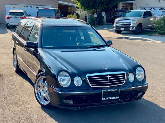 2000 Mercedes-Benz E320 WAGON AUTOMATIC NEW TIRES SERVICE RECORDS in Van Nuys, CA 91406