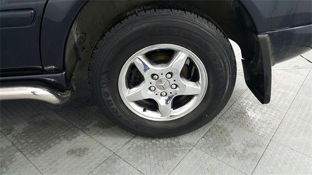 2000 Mercedes-Benz M-Class ML 320 4MATIC in McKinney, Texas 75070